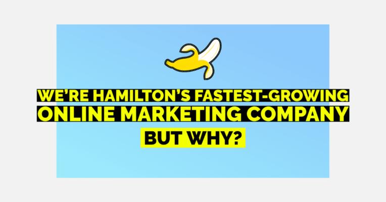 Hamilton's fastest growing online marketing company is SociallyInfused Media